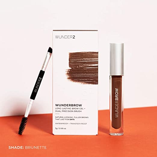 Wunder2 Wunderbrow, Color para cejas - 3 gr.: Amazon.es