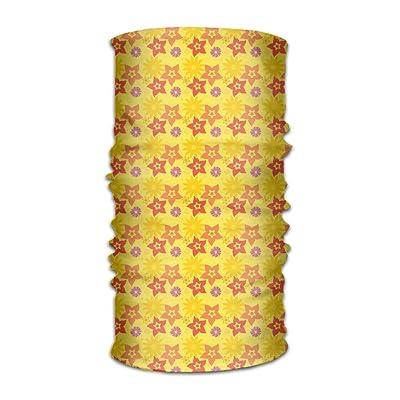 Jadetian Colorful Florals Men's Headwear Womens Bandanas Outdoor Headscarf Elastic Bandanas Handkerchief