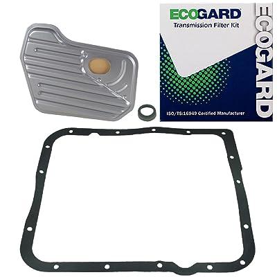 ECOGARD XT1211 Transmission Filter Kit for 1996-2008 Chevrolet Express 1500, 1993-1999 K1500, 1993-2003 S10, 1995-2008 Tahoe, 1993-2003 Blazer, 1996-2007 Express 2500, 1993-1999 C1500: Automotive