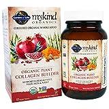 Garden of Life, MyKind Organics, Organic Plant Collagen Builder, 60 Vegan Tablets