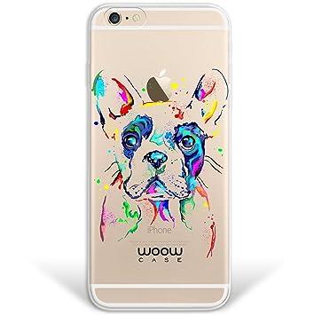 iphone 6 hülle silikon französische bulldogge