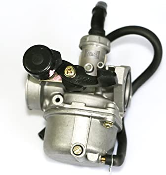 19mm Carburetor PZ19 Carb For 50cc 70cc 90cc 110cc Pit Dirt Bike Quad ATV Buggy