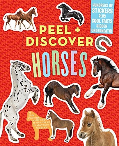 Peel + Discover: Horses
