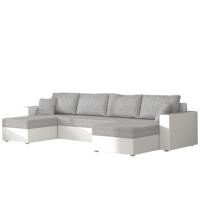 Ecksofa Sofa Couchgarnitur Couch Rumba! Wohnlandschaft mit ...