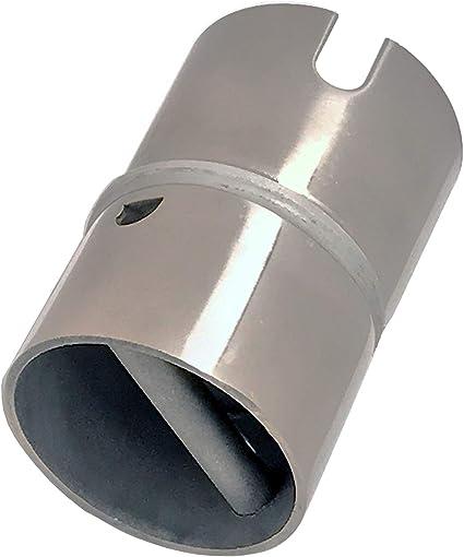 6-set Drop-in Swivel Rod Holder Converter Adapter 316 Stainless Steel
