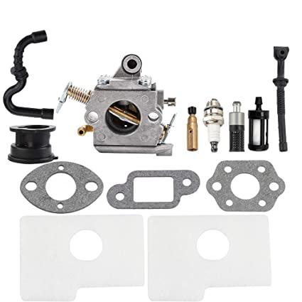 Amazon com: Dxent Carburetor for STIHL MS170 MS180 017 018
