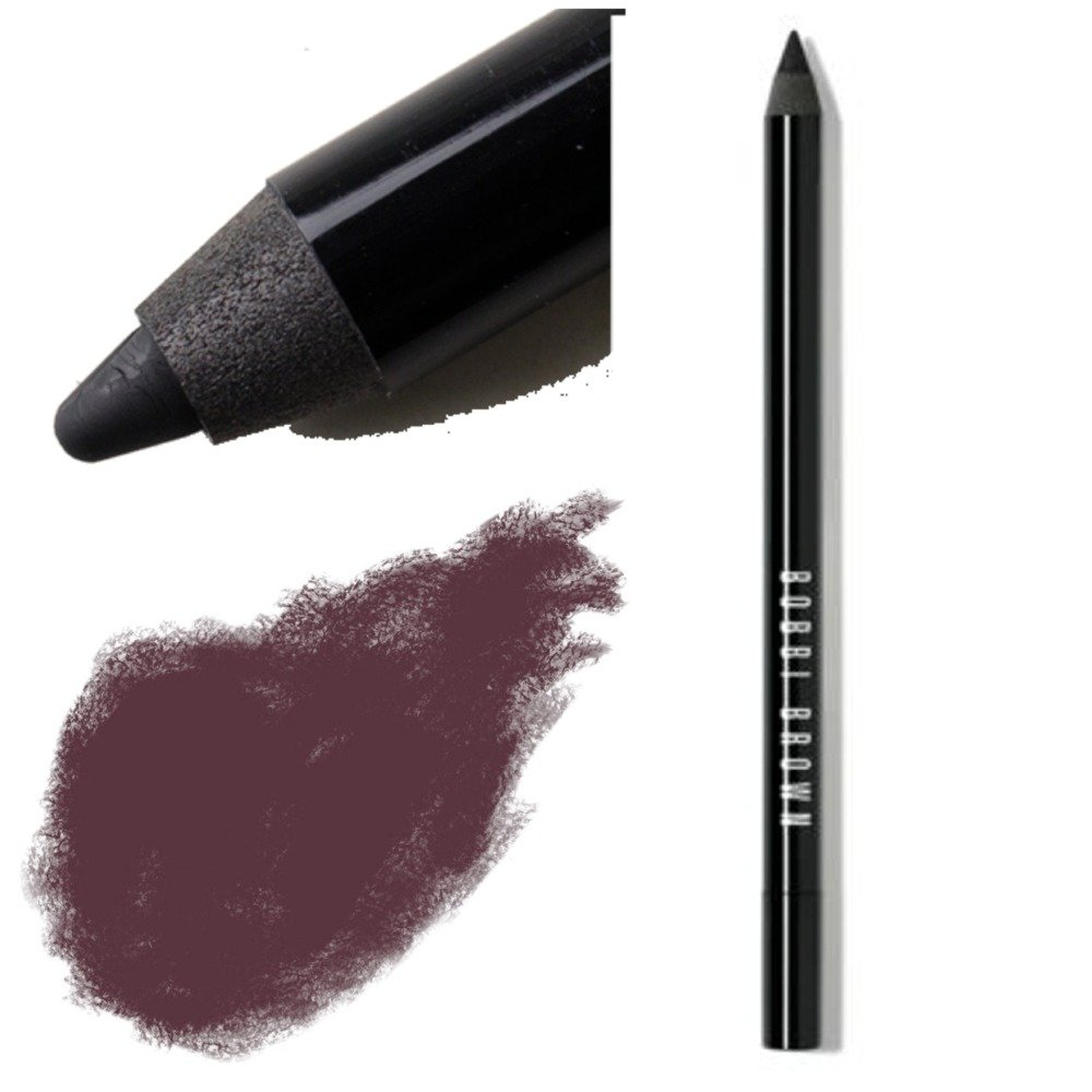 Bobbi Brown Long Wear Eye Pencil, No. 04 Black Plum, 0.045 Ounce