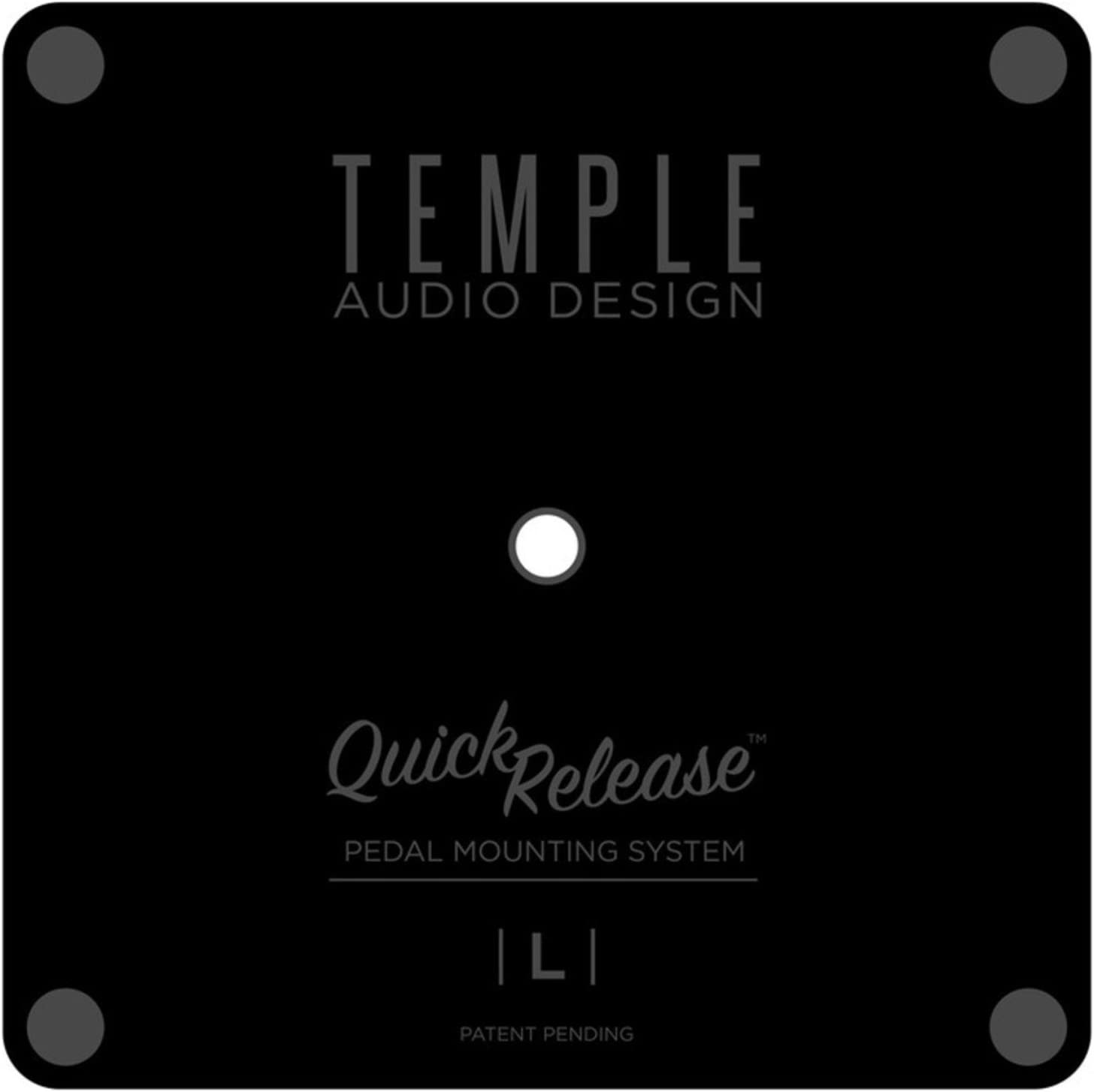 Temple Audio Design MOD-IEC /· Accesorios efectos