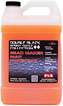 Amazon Com P S Professional Detail Products Bead Maker Paint Protectant Sealant Easy Spray Wipe Application Cured Protection Long Lasting Gloss Enhancement Hydrophobic Finish Great Scent 1 Gallon Automotive