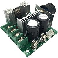 FengYun® Regulador de velocidad de corriente continua de PWM regulador velocidad de la bomba velocidad variable módulo de conmutación de alta eficiencia 12V 40V 10A