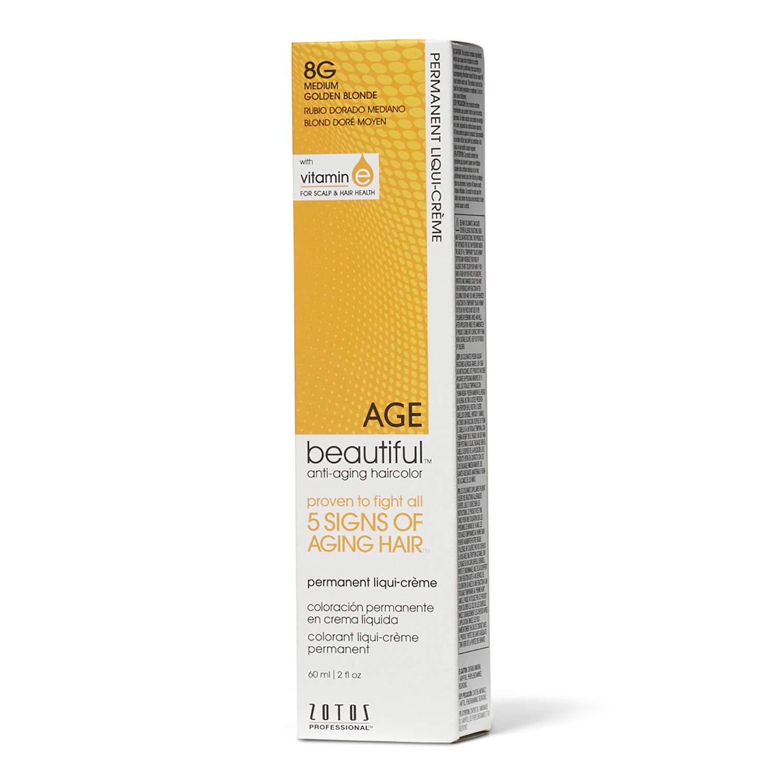 3b8330261e73bf Amazon.com : AGEbeautiful 9A Light Ash Blonde Permanent Liqui-Creme Hair  Color 9A Light Ash Blonde : Chemical Hair Dyes : Beauty