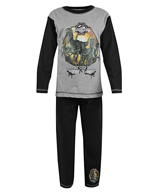 Niño - Official - Jurassic World - Pijama (9-10 Años)