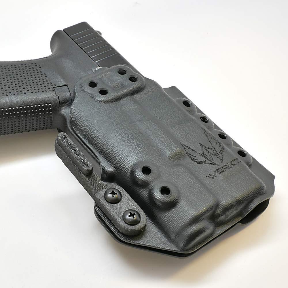 Inforce APLc Werkz M6 IWB holster with claw Glock 19 19x