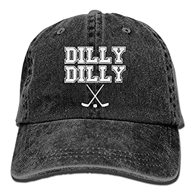 Dilly Dilly trucker hat - adjustable snapback polyester cap - rrcrafted