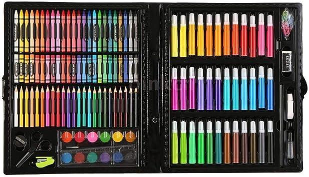 Generic Ncils Lot De 150 Crayons De Couleur Pour Dessin Et Peinture 150 Pieces Amazon Fr High Tech