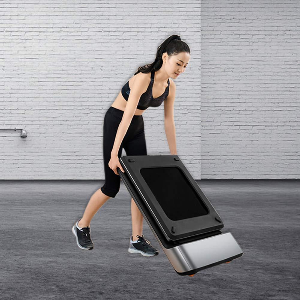 Brownrolly KINGSMITH Walking Pad A1 Faltbare Laufb/änder ger/äuschloses und Komfortables Fitnessger/ät Geschwindigkeitsregelung mit Abdruckerkennung