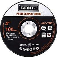 Giantz 50 x 4 Cutting Disc 100mm Metal Cut Off Wheel Angle Grinder Wood Blades