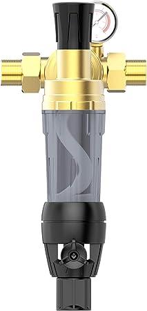 Purificador frontal de agua giratorio de 360 °, caja ...