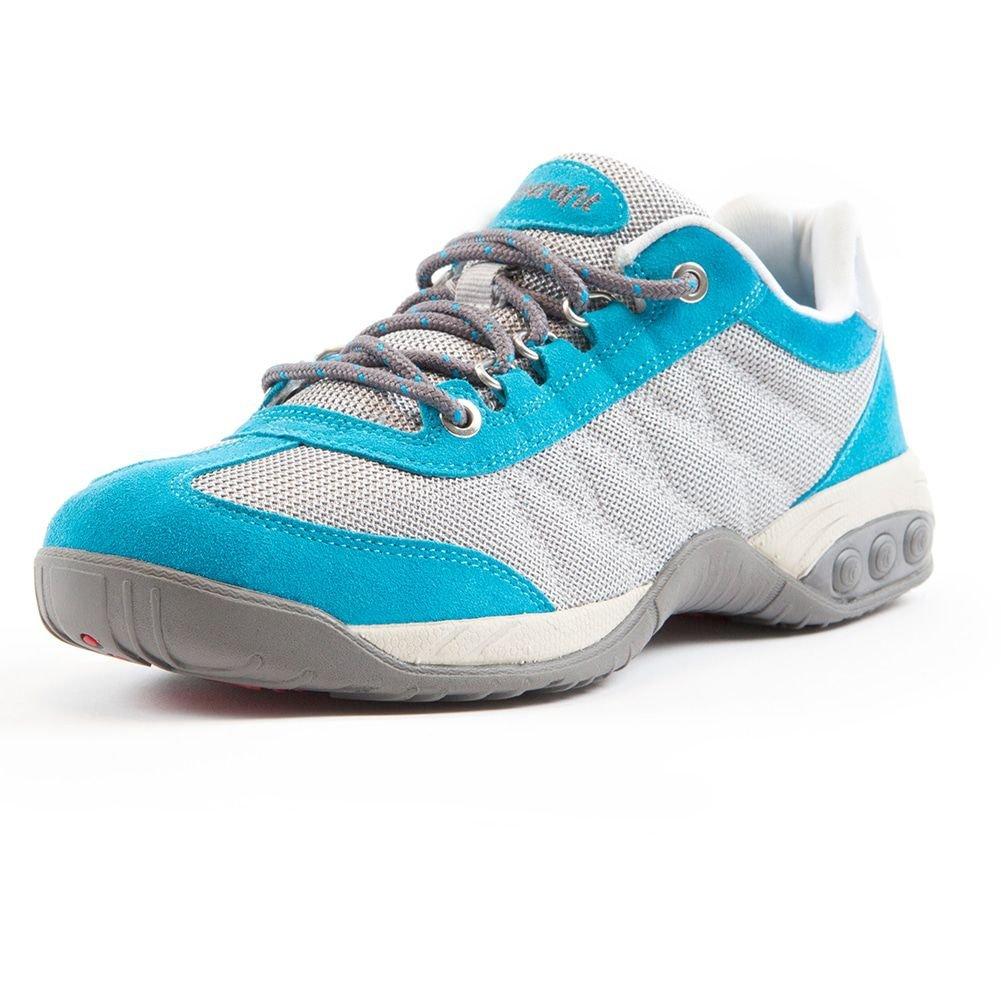 Therafit Shoe Women's Brandy 's Mesh Athletic Shoe B016D89T1S 7 B(M) US Blue