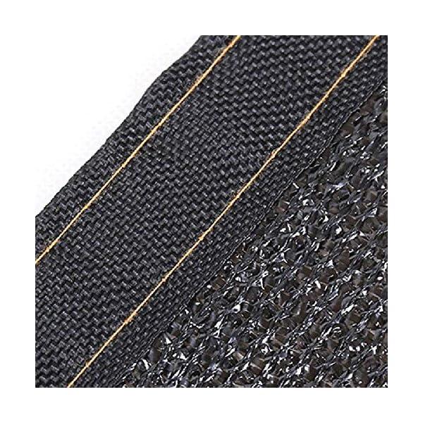 Giow - Telo protettivo per protezione solare in polietilene resistente all'abrasione, per balcone, 22 misure (colore… 6 spesavip