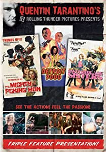 Quentin Tarantino's Rolling Thunder Pictures [Import]