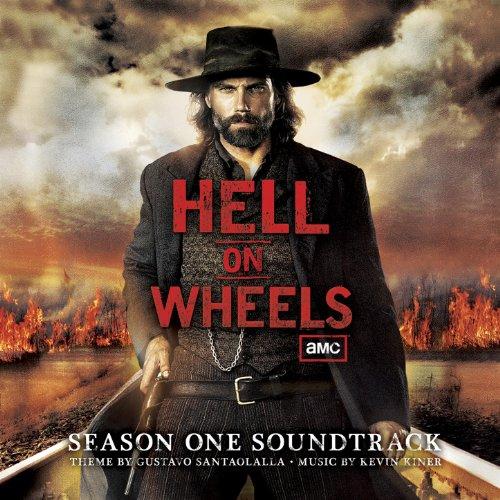 Wheel Cd (Hell On Wheels - Season One)