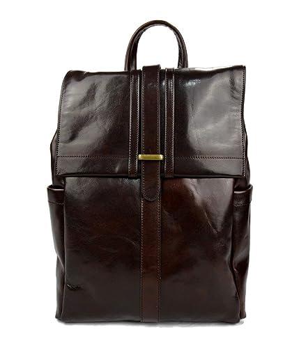 Mochila de piel mochila piel mochila hombre mujer mochila de viaje mochila de cuero mochila sport