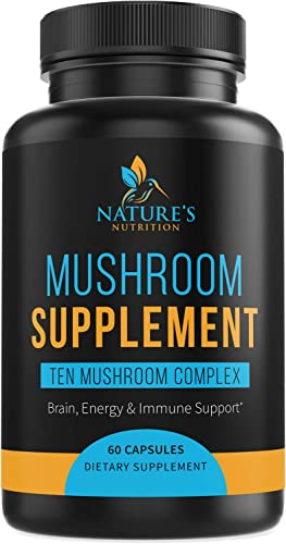 Mushroom Supplement Mushroom Supplement