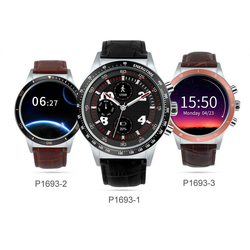 Kkmoon - Smart Watch Y3. 3 G WCDMA Teléfono y reloj: Amazon ...