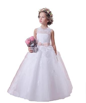 VIPbridal Los niños vestidos de niña vestido de primera ...