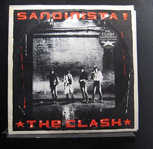 Sandinista! (UK 1st pressing triple vinyl LP) by CBS