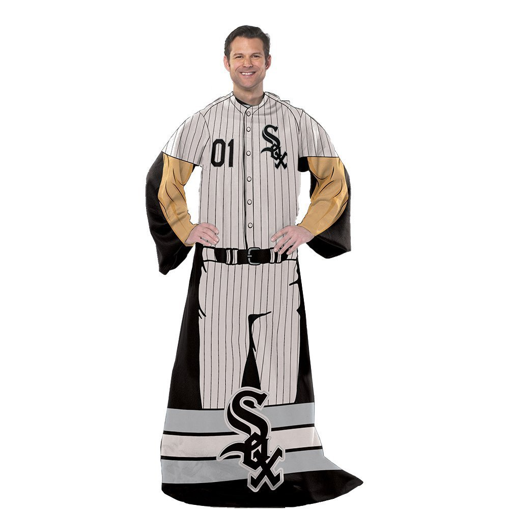 Uniform The Northwest Company Chicago White Sox Comfy Wrap