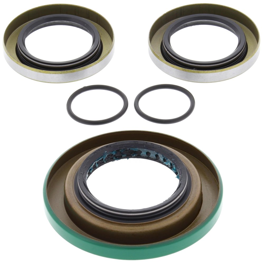All Balls 25-2086-5 Rear Differential Seal Kit All Balls Racing