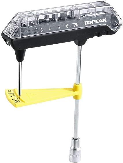 Topeak ComboTorq Wrench & Bit Set