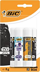 Star Wars BIC Glue Sticks 8gr 5 Pack