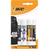 Star Wars BIC Glue Sticks 8gr 5 Pack