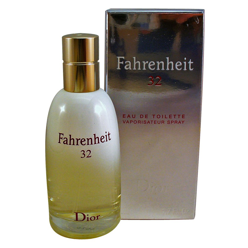 Fahrenheit 32 By Christian Dior For Men. Eau De Toilette Spray 1.7-Ounce