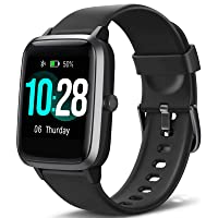 Blackview Smart Watch for Android Phones and iOS Phones, All-Day Activity Tracker with Heart Rate Sleep Monitor, 1.3
