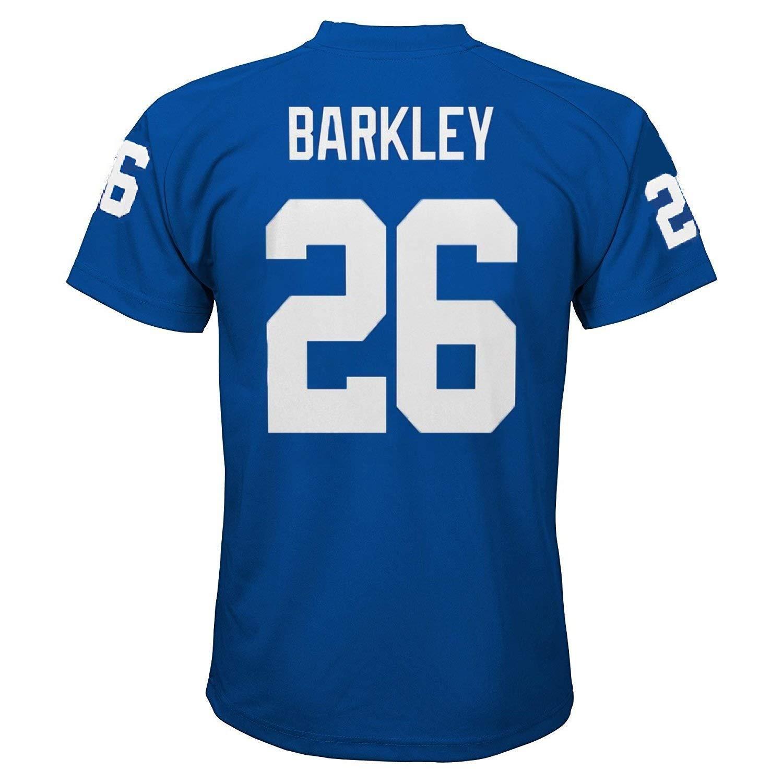 ASTAS 2018 Barkley #26 Blue Youth Performance Jersey s