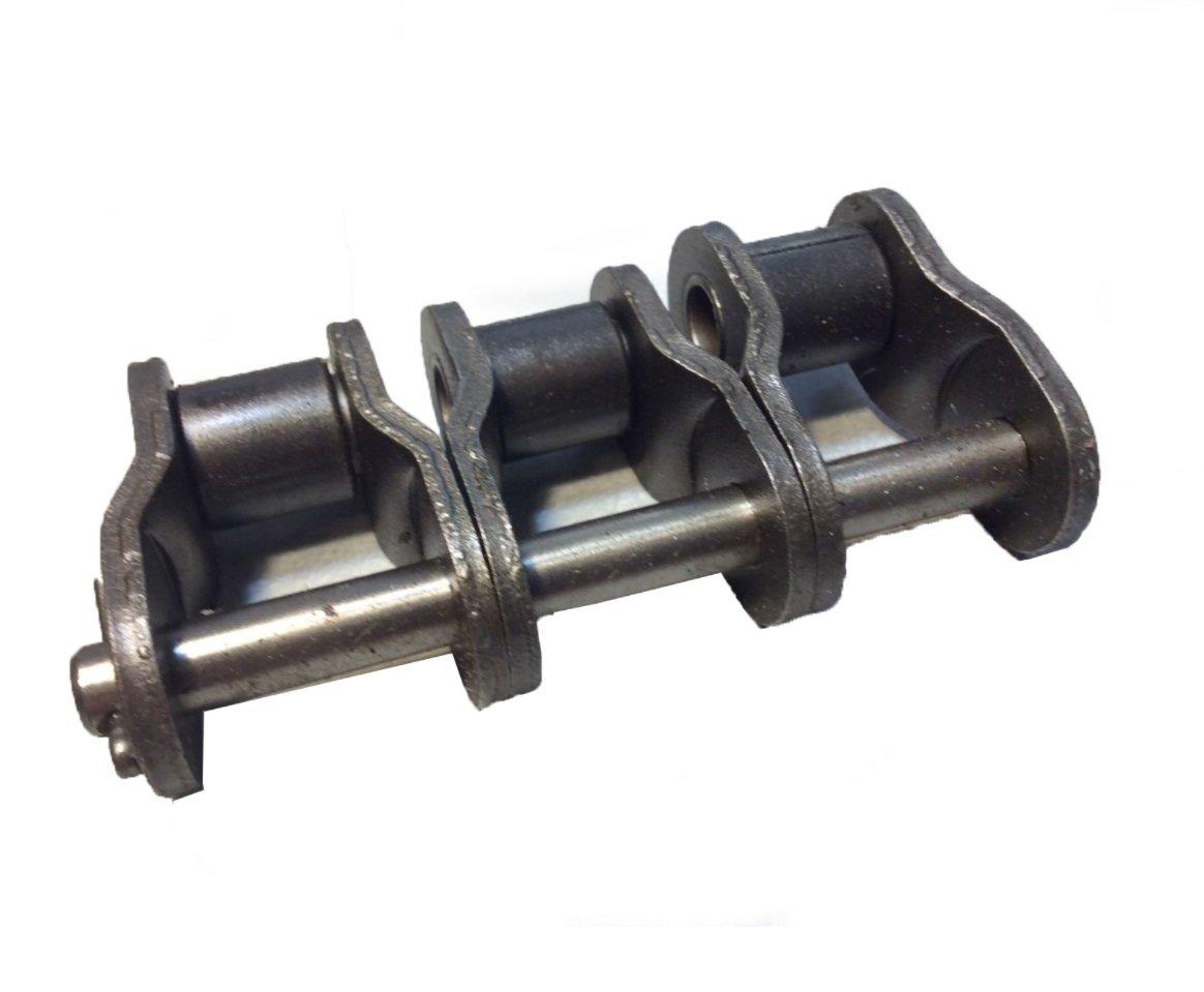 2PCS 120 Standard Roller Chain Offset Link