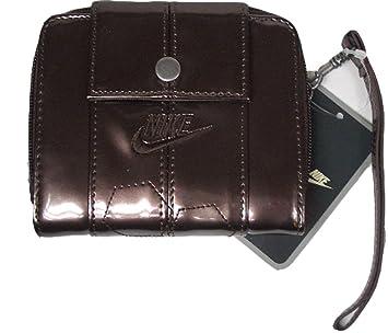 Nike Cartera Wallet Cartera Marrón BA2277 - 296 - 14 x 12 cm: Amazon.es: Deportes y aire libre