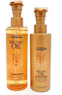 b09776d98 Amazon.com: Loreal Mythic Oil Light Mask Normal To Fine Hair 200ml ...