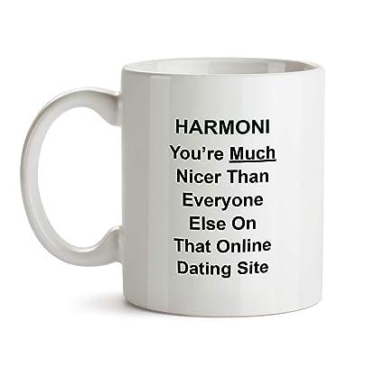 harmoni online dating service
