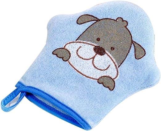 Ogquaton - Guante de baño para bebé, Espuma, Cepillo de Ducha ...