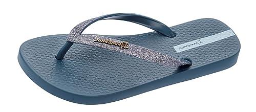 nuovo design Sconto del 60% comprare a buon mercato Ipanema Lolita III Infradito Donne Blu/Argento - 41/42 ...