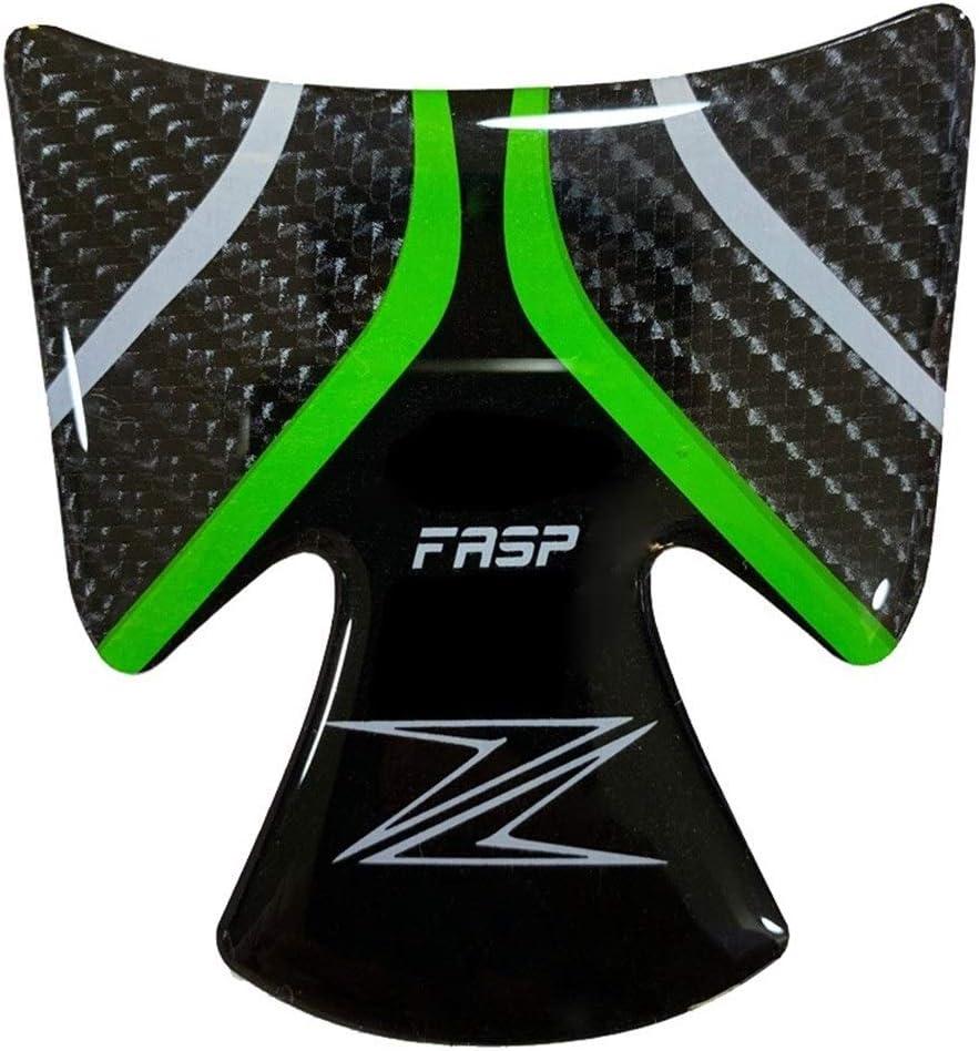 Color : 900 Set BTZHY FASP z900 echte Kohlefaser-Aufkleber-Set for Kawasaki z900 Motorrad-Sportwagen