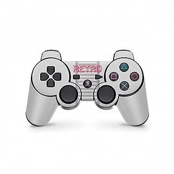 Sony Playstation 3 - Lámina protectora adhesiva para mando ...