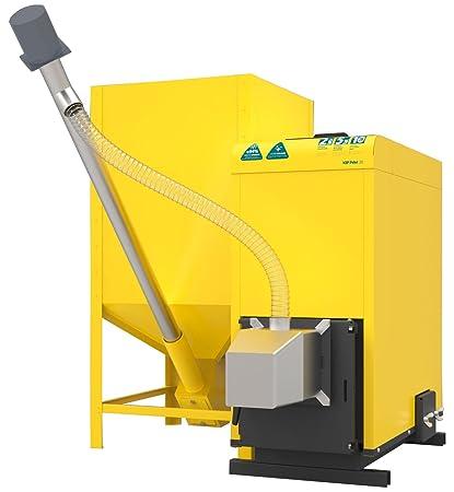 Eco-calefacción de alta eficiencia de calderas de gran capacidad sólida Pereko KSP pellet 20kw