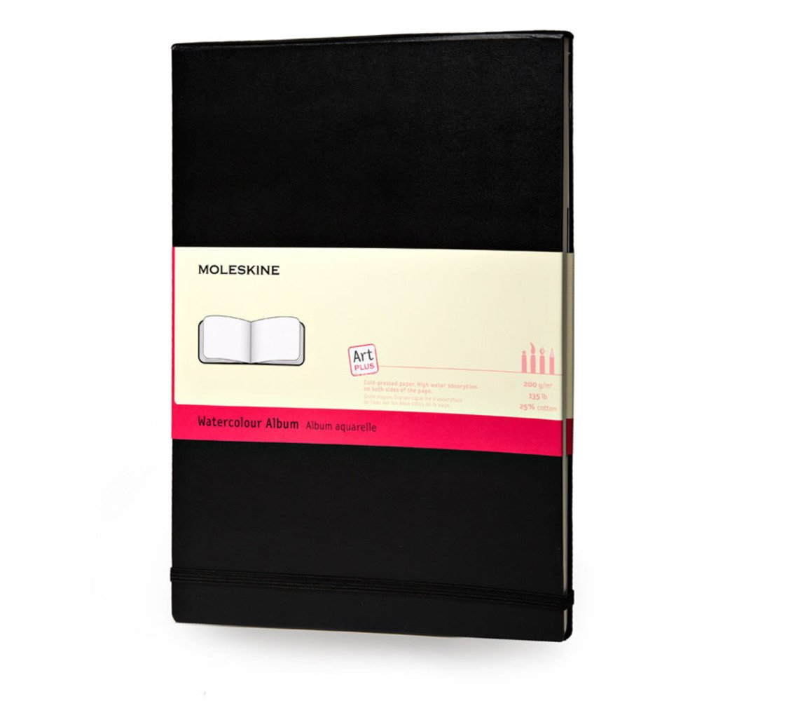 Moleskine Watercolor Pocket Classic Notebooks product image