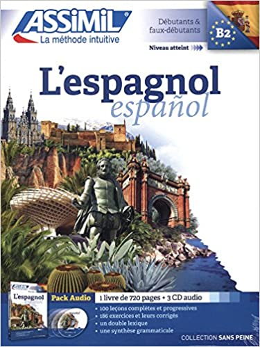 L Espagnol Livre 3cd Audio French And Spanish Edition